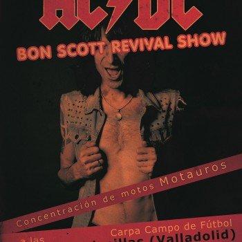 ¡¡Bon Scott Revival Show en Mortauros 2015!!