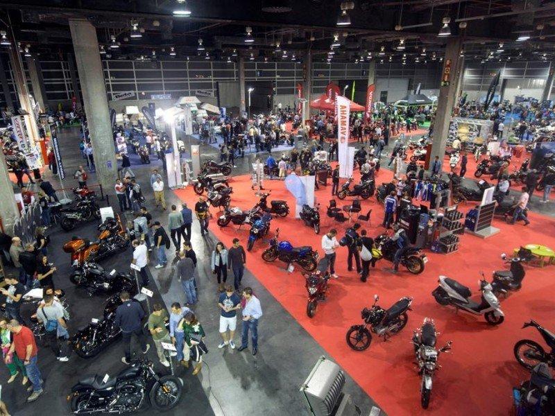 Un año más en el salón de la moto