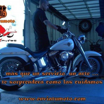 Envía tu Moto en Motauros 2016