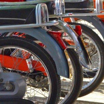 Exposición de Motos clásicas