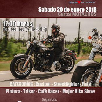 Cartel Oficial Bike Show 2018